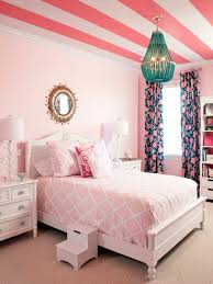 This bedroom reminds me of my bedroom.I love the color pink.It is