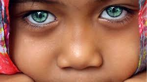 people with incredibly beautiful eyes