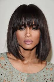 Best 25+ Blunt fringe ideas on Pinterest | Blunt bob with fringe ...