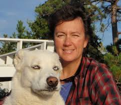 Terry Lynn Johnson (Author of Ice Dogs)