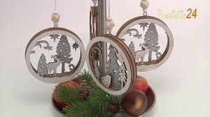 Weihnachtsdeko Zum Hängen ø98cm 4st