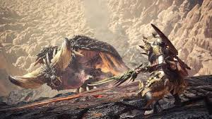 Monster Hunter World Is Good But Its Wearing Me Out