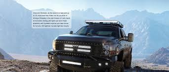 Auxbeam: Chevrolet Silverado LED lighting Modifications