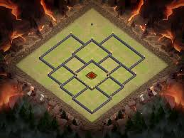 The Best Base Design For Clash Of Clans Best Th10 War Base Design For October 2016 Clash For Dummies
