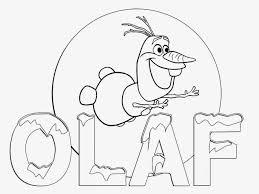 Olaf 4 Disegni Da Colorare Gratis Disegni Da Colorare E Stampare