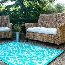 recycled outdoor rug cream and turquoise recycled plastic outdoor rugs 9x12