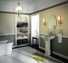 vintage bathroom lighting ideas magnificent rustic for menards chandelier bath vanity lights modern creative