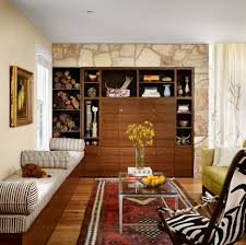 living room furniture ideas sectional. Square Teak Wood Coffee Table Mid Century Modern Living Room Design Ideas Sectional Blue Vintage Sofas Brown Floor Tiles Complete White Fur Rug Furniture
