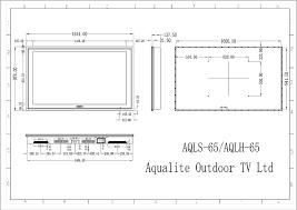 Flat Screen Tv Dimensions Saudistartup Co
