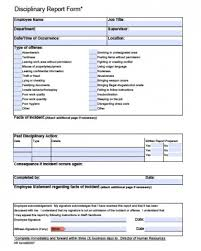 Download Employee Write Up Forms Pdf Wikidownload