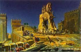 Троянская война Миф и реальность