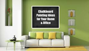 Office painting ideas Room Hire Supreme Decorating Inc In Cary Il Chalkboard Painting Ideas For Your Home And Office