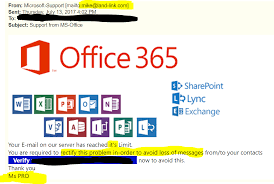 Microsoft Office Example Office 365 Phishing Examples Wireguided Llc