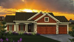 ranch style home design. ranch style house - plan hwbdo76902 home design