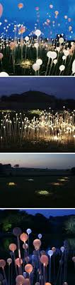 insanely magical light installation by british lighting designerartist bruce munro displayed at the eden project in cornwall from november 2008 march british lighting designers
