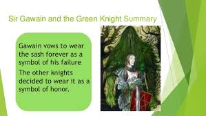 notes sir gawain and the green knight 27 lessons learned iuml129micro sir gawain and the green knight