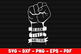 Smallest file size, highest quality conversion. Blm Distressed Black Lives Matter Graphic By Creativeshohor Creative Fabrica