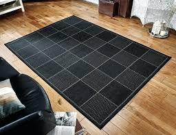 gray black brown rug area kitchen rugs runners free delivery direct furniture surprising checked engaging