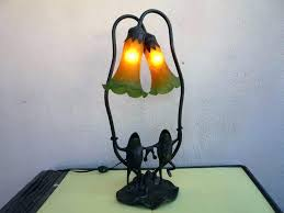 lighting stained glass table lamps lamp shade pretty