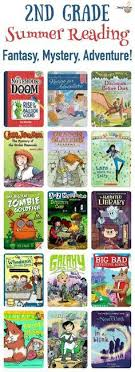 second grade summer reading book list ages 7 8