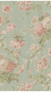 vintage floral wallpaper ...