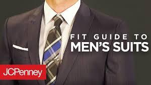 Jcpenney Dress Shirt Size Chart How A Suit Should Fit Suit Fit Guide For Men Jcpenney