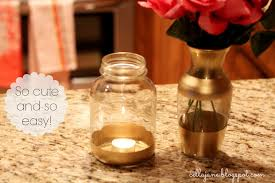 Diy Gold Candle Holders Diy Gold Candles Crafthubs