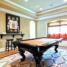 rug under pool table rug under pool table or not pool table cost dishy family room