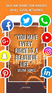 Song Quotes APK Download Free Lifestyle APP For Android APKPure Delectable Download Song Quotes