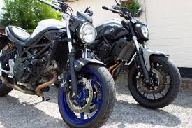 2018 suzuki sv650. modren 2018 i own a 2013 halffaired sv650s with near identical brake setup minus  abs so can say that its limitations only really come to the fore when you  inside 2018 suzuki sv650