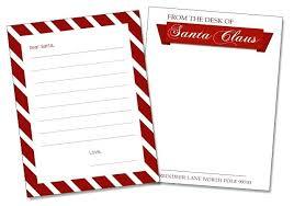 Printable Letter Templates Blank Santa Letter Template Printable Templates Letters Getpicks Co