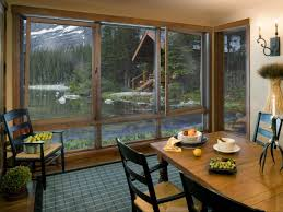 Outdoor: Pella Windows Reviews Large Windows With Wooden Frame For ...