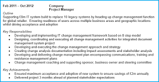 Office Manager Cv Example Project Manager Cv Example Cv Template 485242661143 Project
