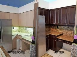 bathroom cabinet refacing. Premium Bathroom Cabinet Refacing Before And After T