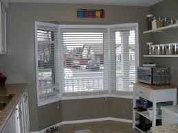 Kitchen Bay Window Treatment Similiar Kitchen Bay Window Treatments Keywords