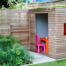 9 Garden children's hut small garden ideas Annaick Guitteny