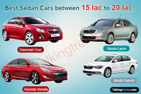 Best Sedan Cars Between Lac To Lac Top Sedan Cards Under