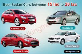 Best Sedan Cars Between Lac To Lac Top Sedan Cards Under