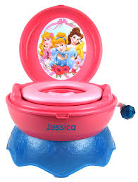 disney princess 3 in 1 potty chair w magical sounds