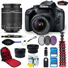 Canon EOS 3000D DSLR Kamera mit EF-S 18–55 mm f: Amazon.de: Kamera