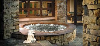 custom spas hot tubs
