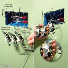 9 tips for easier home electrical wiring electrical wiring 9 Way Wiring Diagrams 9 tips for easier home electrical wiring Schematic Circuit Diagram