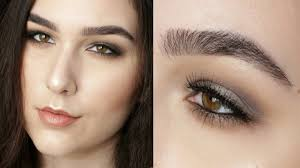 how to bronze silver smokey eye new years eve makeup tutorial 2017 small hooded eyes you