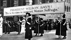 women s suffrage in the th century