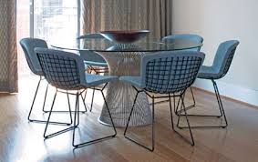if you want a stylish round dining table but think the tulip table has been done to you might want to save up a little more and go for the platner