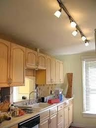 kitchens with track lighting. Track Lighting For Small Kitchen Tracks Kitchens With T