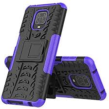 CASE BOX Tire Pattern <b>Armor Shockproof Case for</b> Redmi Note 9 ...