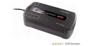 Apc Back Ups Battery Backup Surge Protector Be750g