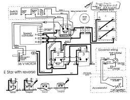 golf cart 36 volt ezgo wiring diagram wiring all about wiring 1988 club car wiring diagram at Yamaha Electric Golf Cart Club Car Wiring Diagram