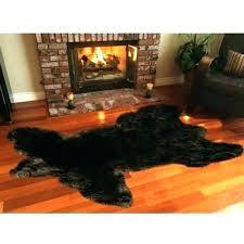 unique faux cowhide rug in medium size of particular g cow skin ikea sheepskin